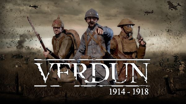 Verdun [253.3846] (2015) PC | Online-only
