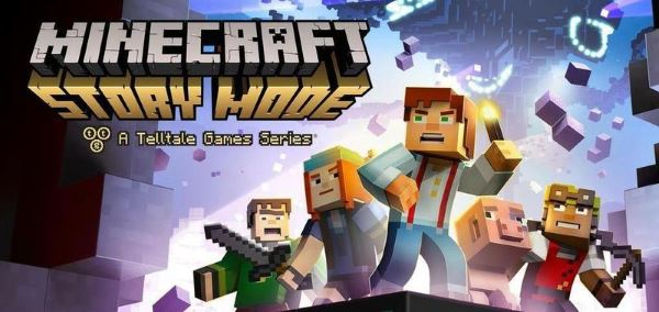 Minecraft: Story Mode - A Telltale Games Series. Episode 1-8 (2015) PC | RePack от Juk.v.Muravenike