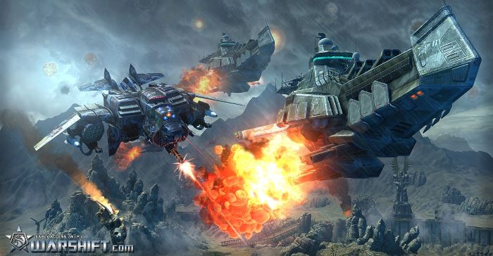 Warshift [v1.66] (2016) PC | Repack от Others