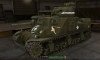 M3 Lee (M3 Grant) #5 для игры World Of Tanks