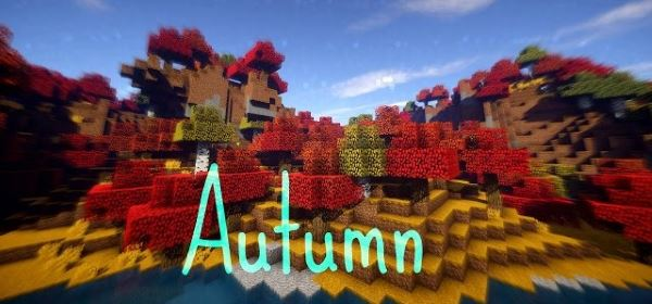 Autumn Overlay для Майнкрафт 1.10.2