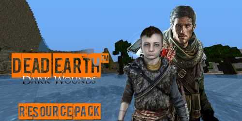 DEAD EARTH для Майнкрафт 1.8.9