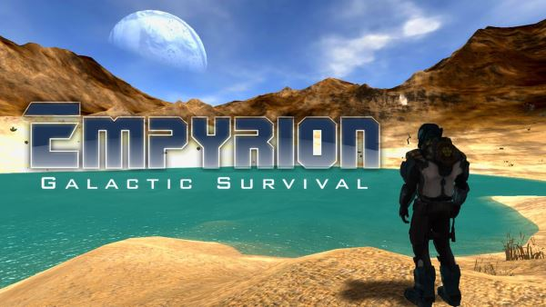 Трейнер для Empyrion - Galactic Survival v 2.0.3.0484 (+4)