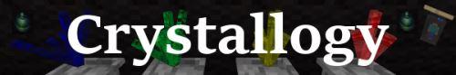 Crystallogy для Майнкрафт 1.10.2