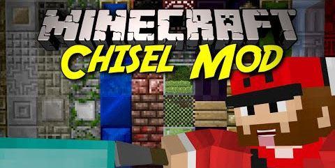 Chisel 2 для Майнкрафт 1.10.2