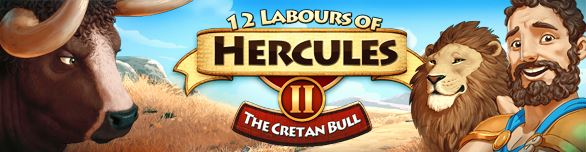Трейнер для 12 Labours of Hercules II: The Cretan Bull v 1.0 (+4)