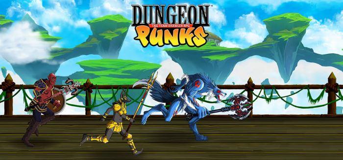 Трейнер для Dungeon Punks v 1.0 (+5)