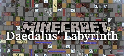 Daedalus' Labyrinth для Майнкрафт 1.10.2