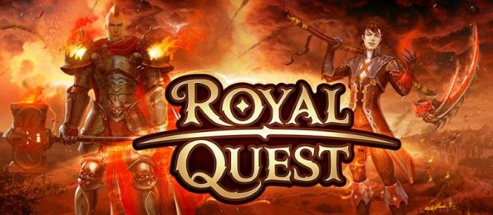 Royal Quest [1.0.052] (2012) PC | Online-only