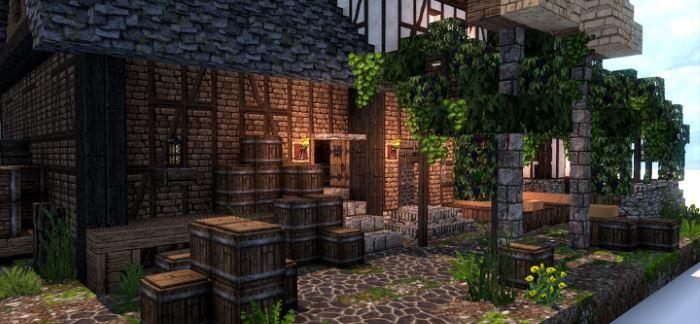 Pioneer's Inn для Майнкрафт 1.7.10