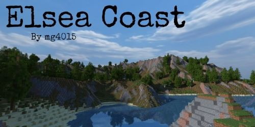 Eslea Coast для Майнкрафт 1.10.2
