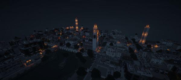 Dying light для Майнкрафт 1.10.2