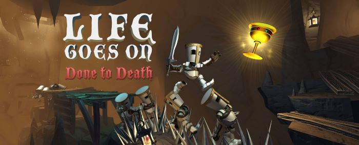 Трейнер для Life Goes On: Done to Death v 2.02 (+3)