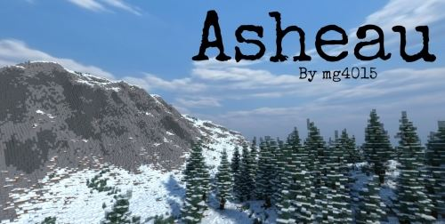 Asheau для Майнкрафт 1.10.2