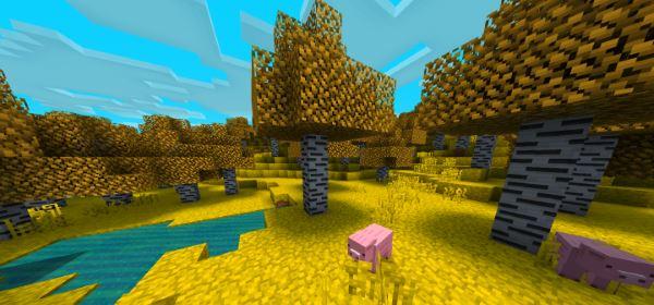 The Color Underground для Майнкрафт 1.10.2