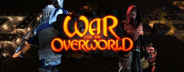 War for the Overworld: Gold Edition [v.1.4.2f9] (2015) PC | Steam-Rip от Let'sPlay