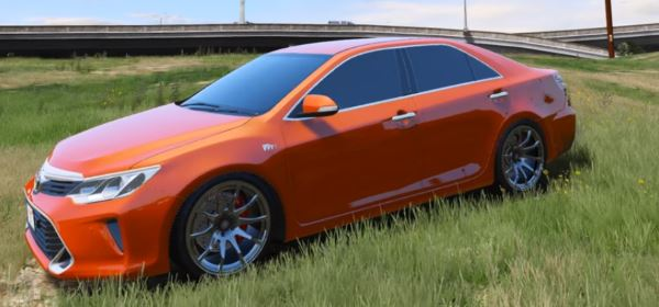 Toyota Camry 2016 для GTA 5