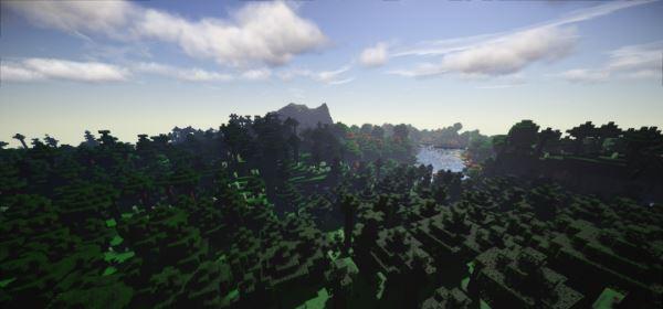 Realistic Adventure для Майнкрафт 1.10.2