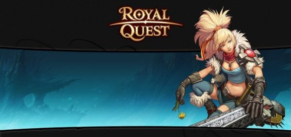 Royal Quest: Эпоха мифов [1.0.057] (2012) PC | Online-only