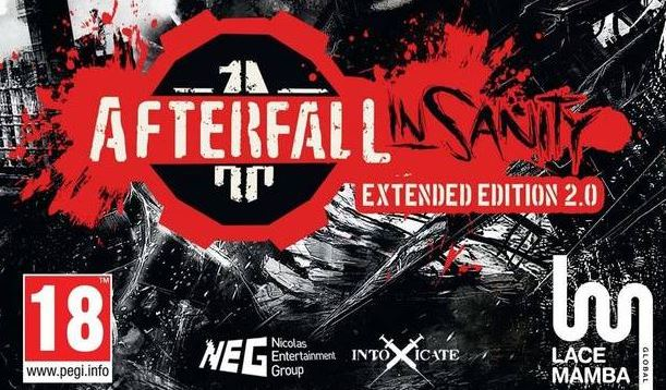 Трейнер для Afterfall: InSanity Extended Edition v 1.1.8364.0 (+9)