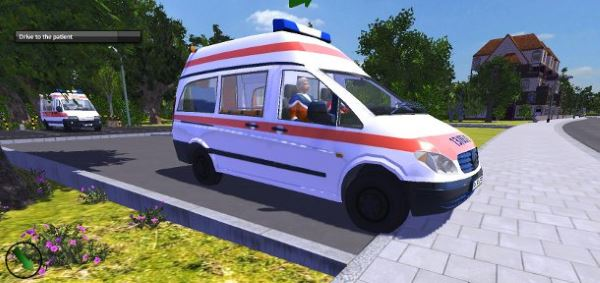 Трейнер для Emergency Ambulance Simulator v 1.0 (+1)