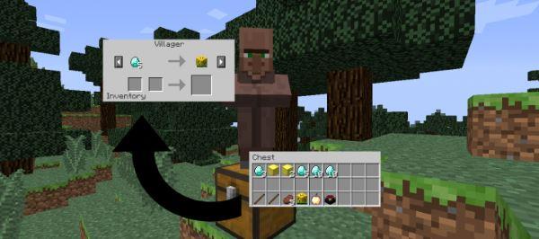 Custom Trades для Майнкрафт 1.10.2