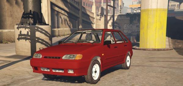 ВАЗ 2114 для GTA 5