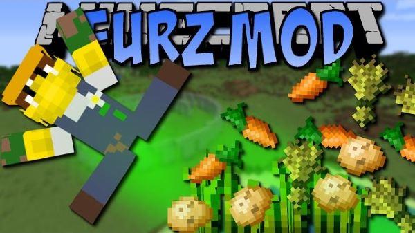 Fart Fertilizer для Майнкрафт 1.10.2