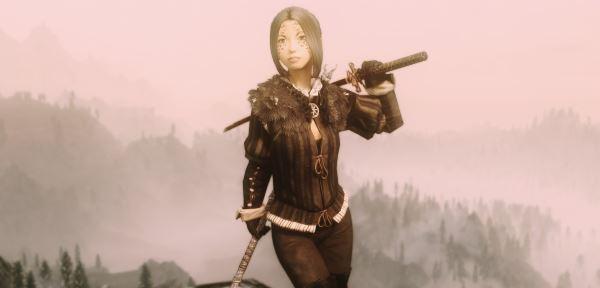 Nilfgaard armor by zzjay / Сет Нильфгаарда для TES V: Skyrim