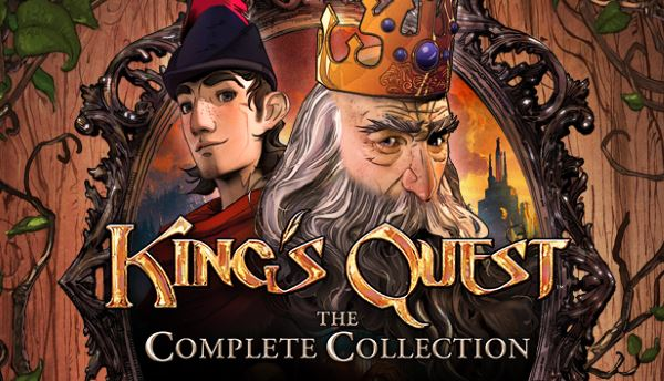 NoDVD для King's Quest - Chapter 4: Snow Place Like Home v 1.0