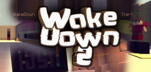 Wakedown 2 для Майнкрафт 1.10.2
