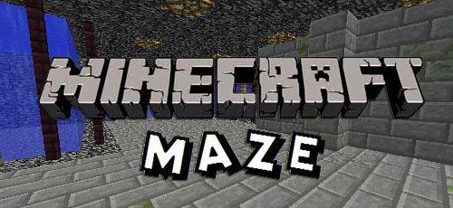 The Maze World для Майнкрафт 1.9.4