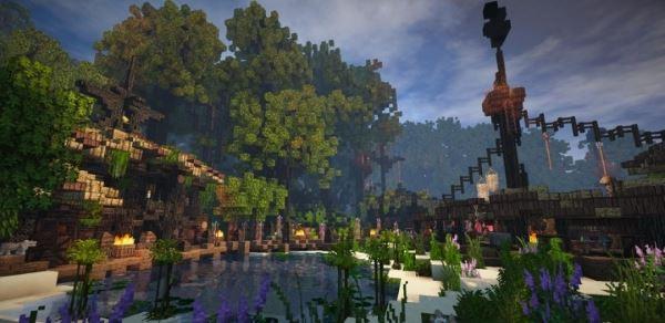 Conquest Reforged для Майнкрафт 1.10.2