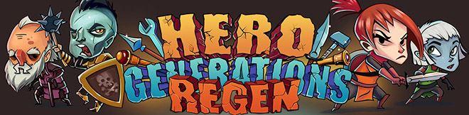 Трейнер для Hero Generations: ReGen v 1.0 (+5)