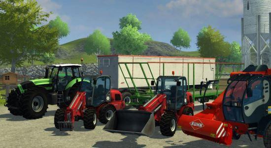 Трейнер для Agricultural Simulator 2013 v 1.0.0.6 (+1)