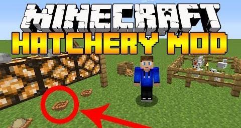Hatchery для Майнкрафт 1.10.2