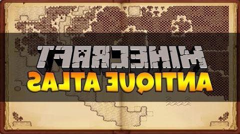 Antique Atlas для Майнкрафт 1.10.2