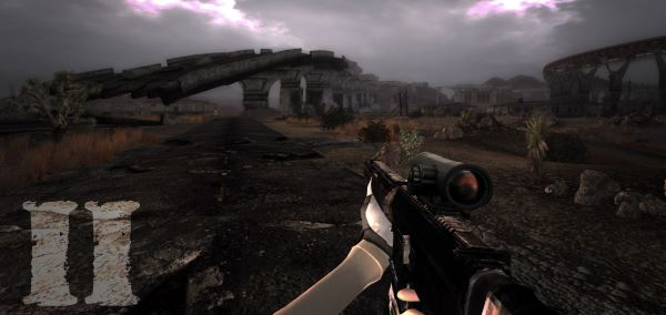 MHWarmory - part II для Fallout: New Vegas