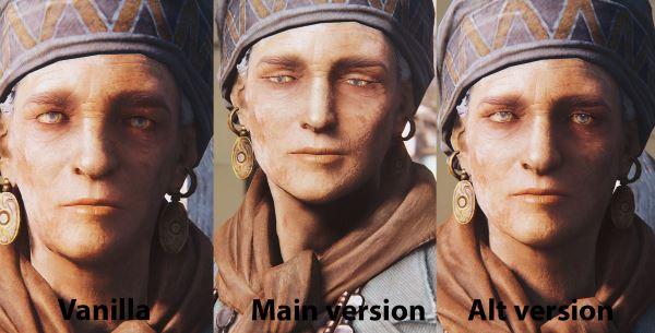 Mama Murphy tweak / Изменение внешности матушки Мёрфи для Fallout 4