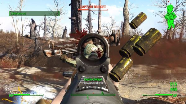 Bullet Time - Slow Time для Fallout 4