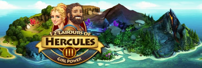 Трейнер для 12 Labours of Hercules III: Girl Power v 1.0 (+6)