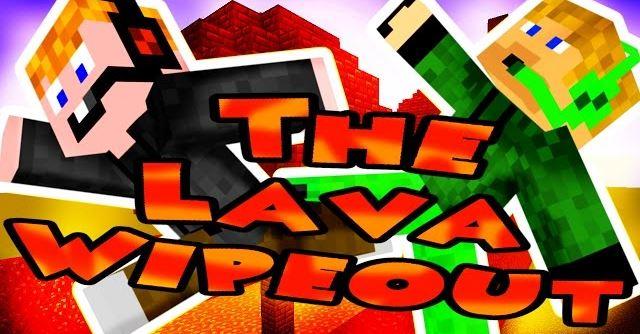 The Lava Wipeout для Майнкрафт 1.10.2
