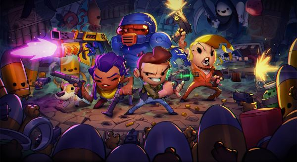 Трейнер для Enter the Gungeon v 1.0.10 (+1)