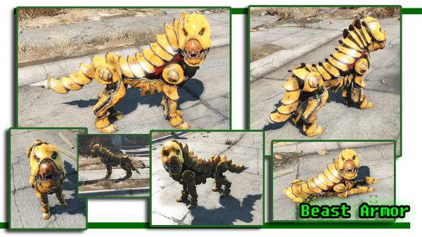 Компаньоны Робопсы - Dogmetal (Dogs Robots companions) для Fallout 4