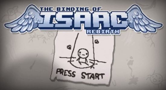 Трейнер для The Binding of Isaac: Rebirth v 1.10 (+9)