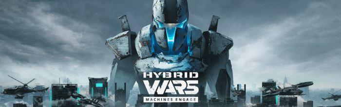 Трейнер для Hybrid Wars v 1.0 (+6)