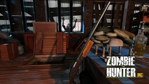 NoDVD для Zombie Hunter, Inc. v 1.0