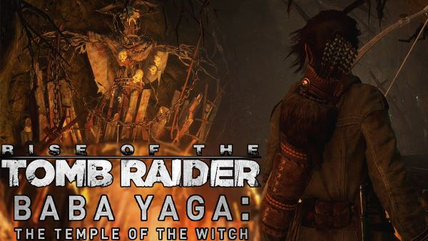 Сохранение для Rise of the Tomb Raider - Baba Yaga: The Temple of the Witch (100%)