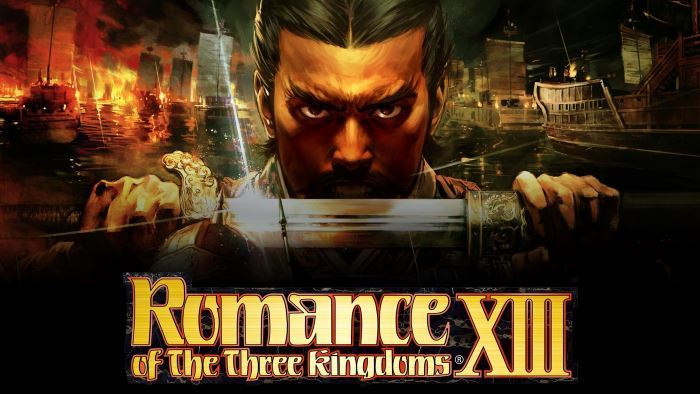 Кряк для Romance of the Three Kingdoms 13 v 1.0