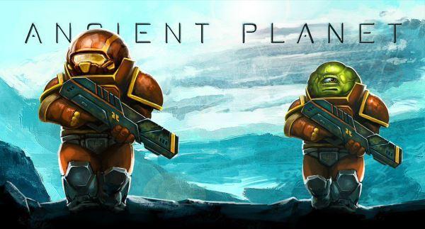 Сохранение для Ancient Planet (100%)